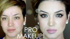 Pro Makeup Tutorial For Beginners