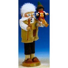 Geppetto nutcracker.