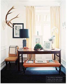 desk placement