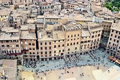 Siena from Above by Matt Burke on 500px