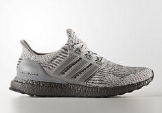 best sneakers 746b7 7ca41 Release Info For The adidas Ultra Boost Triple Grey. Johnsman10 · Schuhe