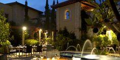 The Secret Garden at InterContinental Aphrodite Hills, Cyprus