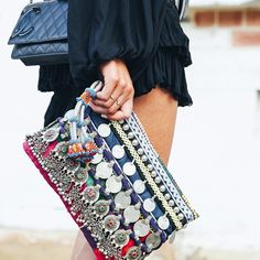 Gypsy River clutch
