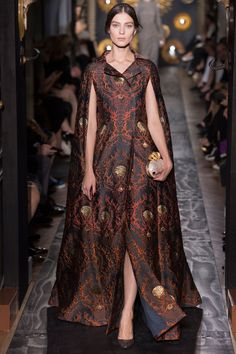 #Modesty doesn't mean frumpy. #DressingWithDignity www.ColleenHammond.com Valentino fw 2014