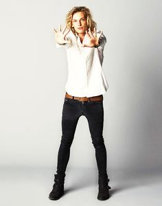 Jamie Campbell Bower Hold up grab the walk