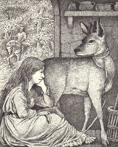 Where the Wild Things Really Are: Maurice Sendak Illustrates the Fairy Tales of the Brothers Grimm