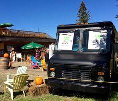 Festival d'automne Mont-Sutton - Camion de La Route des vins