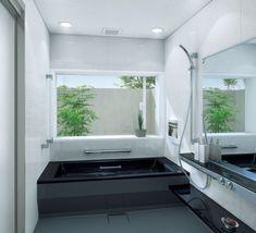 Badezimmer, Kleines Bad Badewanne, Bad Design Kleine, Moderne Kleine Bäder,  Ideen Für Kleine Bäder, Badezimmer Ideen, Badezimmer Fenster, Sdb, Modern