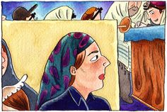 Today You Are a Man—and You Can't Sit With Your Mother in Synagogue Anymore – Tablet Magazine