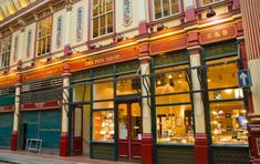 victorian shop fronts london - Google Search