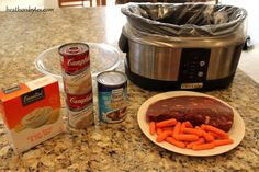 Crockpot Pot Roast - made it for the whole family and doubled the recipe. Everyone loved it and it was soooo easy!