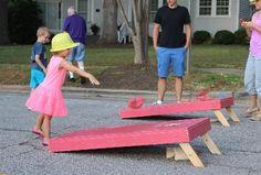 Family Fun Night Bond Park Community Center Cary, NC #Kids #Events