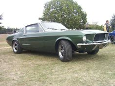 Ford Mustang GT390 1968