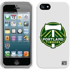 Portland Timbers Emblem Design on Apple iPhone 5SE/5s/5 New Guardian Case by Coveroo
