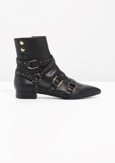 a26c297b73e2 Ankle boots - Boots - Shoes -   Other Stories
