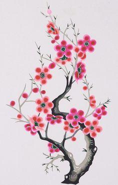 Chinese paper cut by jason5yuan
