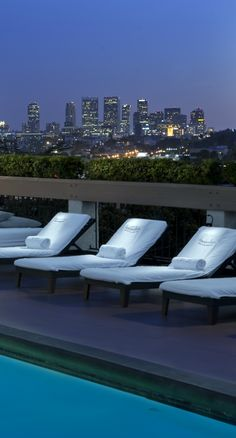The Chamberlain, West Hollywood hotel - Los Angeles, United States