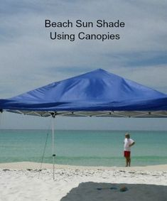 4 Simple and Stylish Tips Can Change Your Life Pvc Canopy Bed canopy detail sleep & 7 Best Beach Shade images | Beach shade tent Beach canopy Beach ...
