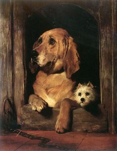Edwin Landseer, Dignity and Impudence