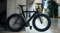 Leader Bikes 735tr Customer's Bike Check!!   BROTURES - ピストバイクショップ - LEADER BIKE総代理店 -東京、原宿、吉祥寺、大阪、横浜