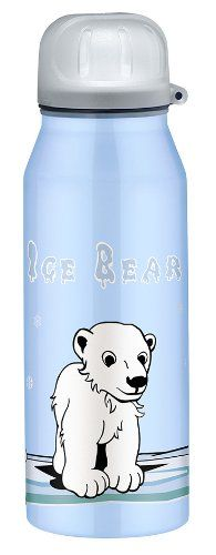 Alfi isoBottle Thermo Isolating Bottle with Drink Sealing Stainless Steel Icebear 035 l 5337681035 *** Click on the affiliate link Amazon.com on image for additional details.