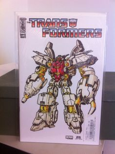 TRANSFORMERS (2009) #2 INCENTIVE