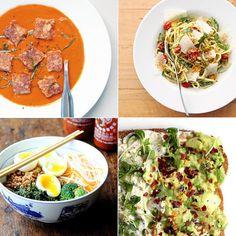 50 Fast and Easy Vegetarian Dinners Really nice recipes. Every  Mein Blog: Alles rund um Genuss & Geschmack  Kochen Backen Braten Vorspeisen Mains & Desserts!