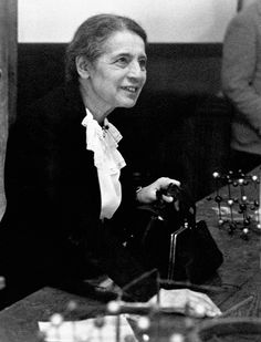 Lise Meitner - In in 1939 she helped discover a process they called nuclear fission. In possibly the most egregious example of a scientist being overlooked for an award, it was Hahn (her colleague) who received the 1944 Nobel prize for the discovery. She was mentioned three times in the presentation speech, however, and Hahn named her nine times in his Nobel lecture. She had an element named after her posthumously.