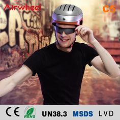 fashion #Airwheel C5 #smart #helmet, a good #outdoor equipment