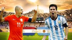 [Trailer WC] Hà Lan vs Argentina • World Cup 2014 Bán Kết 2 • 09.07.14