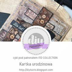 DIY - zrób to sam : PAPIEROWO/cykl pod patronatem ITD COLLECTION/Kartk... Explosion Box, Challenge, Cards, Diy, Collection, Bricolage, Do It Yourself, Maps, Playing Cards