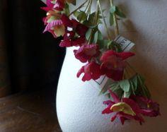 Gran venta de seda rosa en terciopelo de seda por MaryNotMartha