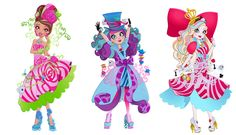 Ever After High: Rumbo al país de las Maravillas (Y al cumple de La Menor)