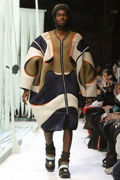 Henrik Vibskov Menswear Fall Winter 2014 Paris - NOWFASHION