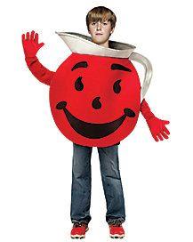 Teen Kool Aid Costume - Kool Aid
