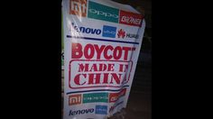 #Boycut Made in China #Balangir #Odisha Boycut Chinese Products