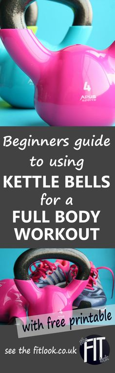 Working with kettlebells can burn fat, tone muscles and improve endurance, balance and agility. The main advantage of kettlebells is the handle. Because of the handle, they are easy to use for all-over body workouts, core strength and even aerobic training.