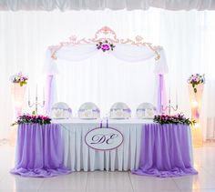 Backdrop Decorations, Diy Party Decorations, Backdrops, Bridal Party Tables, Head Table Wedding, Head Table Decor, Head Tables, Party Venues, Sweetheart Table
