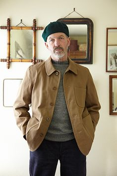 Overall - Old Town Clothing - classic British workwear - Holt, Norfolk, England