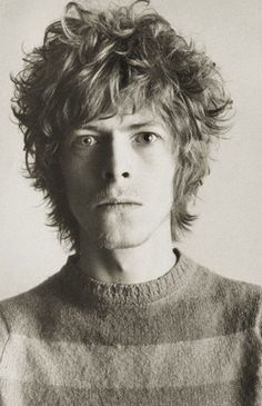 David Bowie - rescued a friend, raised his son, kicked drugs, made music and started new fashion - what a visionary!