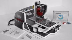 cnc Router Engraver 3D Engraving Drilling Milling Machine for PCB - cnc WEGSTR