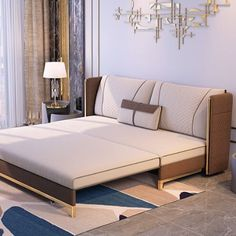 The best sleeper sofa & sofa transitional beds – Home Decor Bedroom Seating, Bedroom Bed Design, Small Room Bedroom, Best Sleeper Sofa, Living Room Decor Furniture, Space Saving Furniture, Sofa Cumbed Design, Interior Design, Yurts