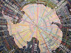 paula scher maps - Google Search