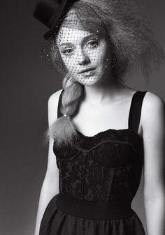 Dakota Fanning as Poppet? Yes please.