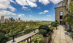 10 of the most expensive views in the US  Sherry Netherland penthouse
