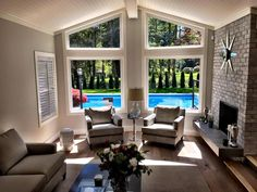 4033 Mount Seymour Parkway - Deep Cove North Vancouver - Ashley Nielsen Design  on mount seymour golf course