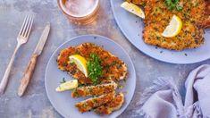 Hoisin Chicken, Lemon Chicken, Kitchen Recipes, Cooking Recipes, Gf Recipes, Kitchen Tips, Free Recipes, Milanese Recipe, Recipes