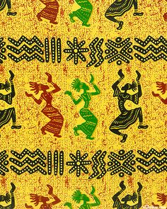African Import - A Time To Dance - at eQuilter.com