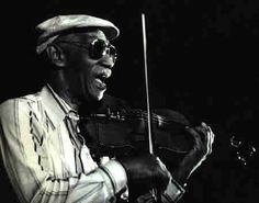 "John ""Papa"" Creach (1917 - 1994) Violinist, member of Jefferson Airplane and Jefferson Starship, he was 25 years older than the rest of the band"