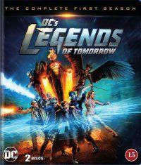 Legends of Tomorrow - Kausi 1 (Blu-ray) 39,95e